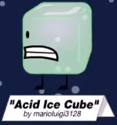 Acidicecube