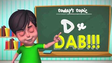 Nick India - Dab (not original) (read description)-0