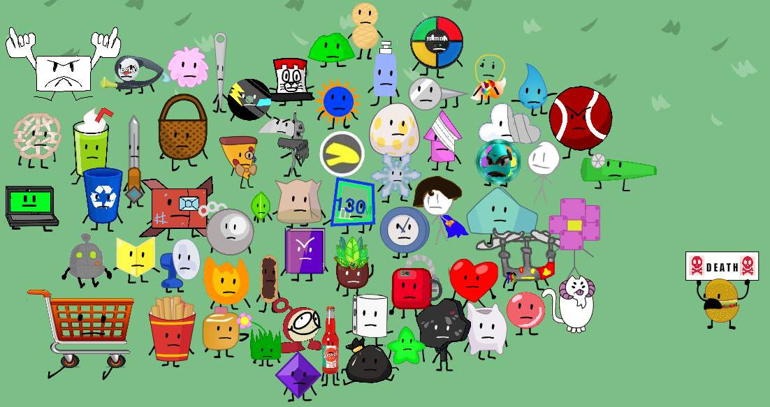 User blog:1Trashy1/BFB and BFDI Wiki swap-out | Battle for Dream