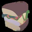 Half of a Burger