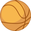 Basketball Orange