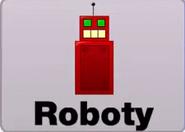 Roboty mini