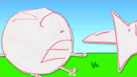 """BFDI Storyboard 1 """"Acquire the Submergence"""""""