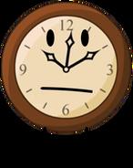Clock bored