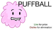 Vote for Puffball BFDIA 4