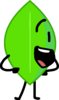 Leafy in BFB 1