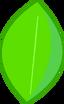 Leafy lean right