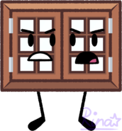 OC - Window