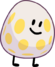 Eggy in BFB 6