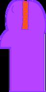 Purple Fish Monster