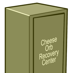 Cheese Orb Recovery Center