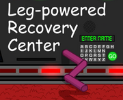An image of the leg powered recovery center