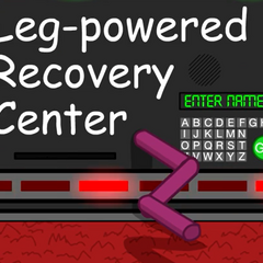 The Leg-powered Recovery Center