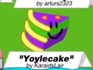 YOYLECAKE!