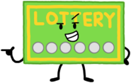 Lottery Ticket AnonymousUser