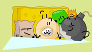 Team Icy in BFB 5