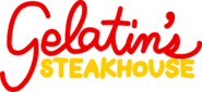 Gelatin's Steakhouse Logo