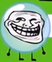 Bubble troll face