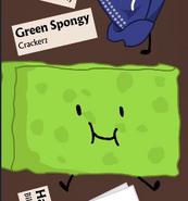 GREENSPONGY