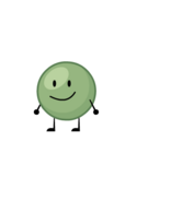 Pea by PoopydoopyPerson