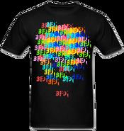 Rainbow BFDI T-Shirt man