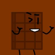 Chocolate Bar BFDI Rocky TeamIcon