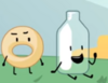 Bottle and Donut