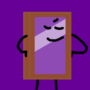 Picture Frame BFDI Rocky TeamIcon