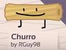Churro bfb 02 rc background