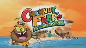 Coconut Fred's Fruit Salad Island (2005) - Intro (Opening)