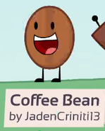 Coffee bean bfb 02 rc background
