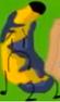 Moldy Banana
