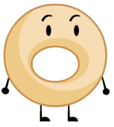 Donut Cheek-it Eyebrows