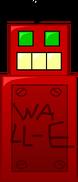 BFDI WALL-E