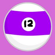 Dia12-Ball BFDI Rocky