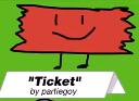 Ticket BFDI21 23