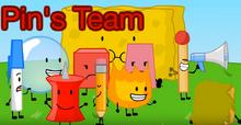 Pin's Team