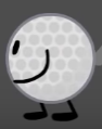 Golfball recovered