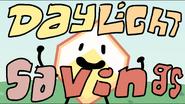 Dayligh Saving