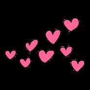 Love hearts0002