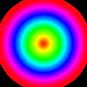 6b rainbowspinningwheel