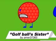 Rc Golf Ball's Sister