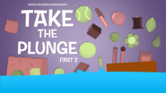 Bfdi fan made title cards take the plunge pt 2 by gatlinggroink58-d7k544l
