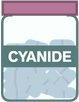Cyanide Jar Closed