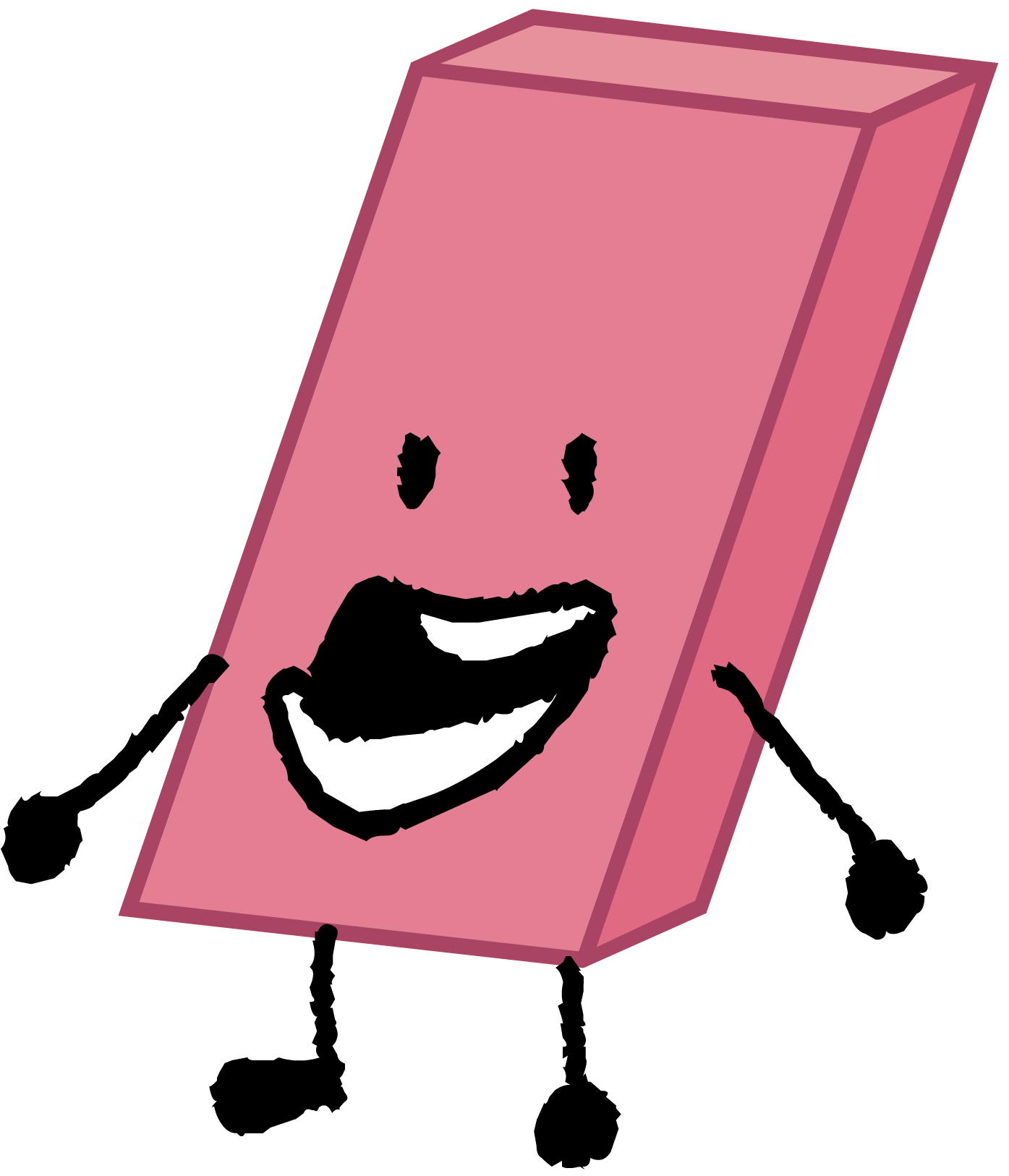 Eraser | Battle for Dream Island Wiki | FANDOM powered by Wikia