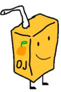 Juice Box transparent
