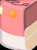 Pinscake slice 3