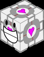 BFDI Companion Cube