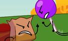 Lollipop with Barfbag