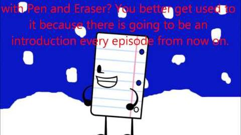 BFDI Camp Episode 13 - Christmas Special